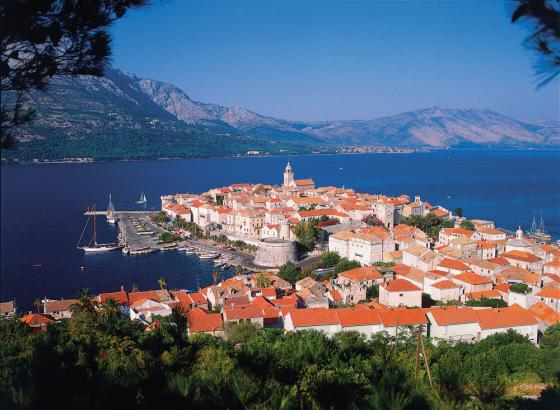 Adriatic Sea Korcula