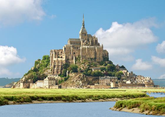 European Coastal Mont Saint-Michel