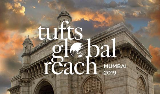 Tufts Global Reach Mumbai photo including Gateway of India