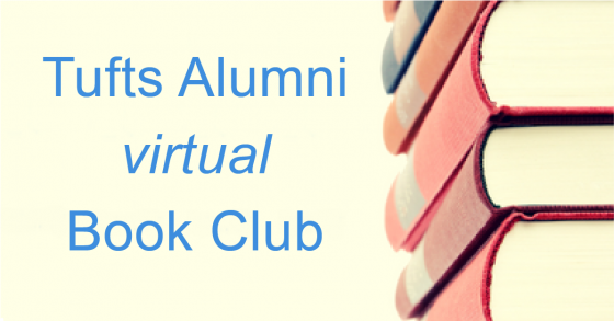 Tufts Alumni Virtual Book Club logo