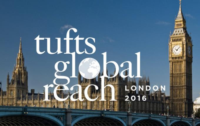 Tufts Global Reach London city