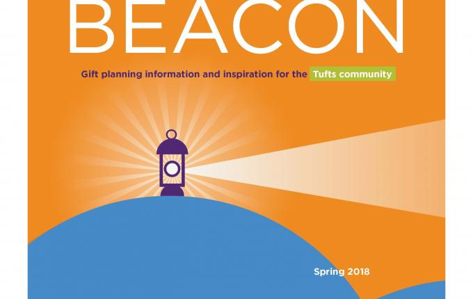 The Beacon Spring 2018 cover