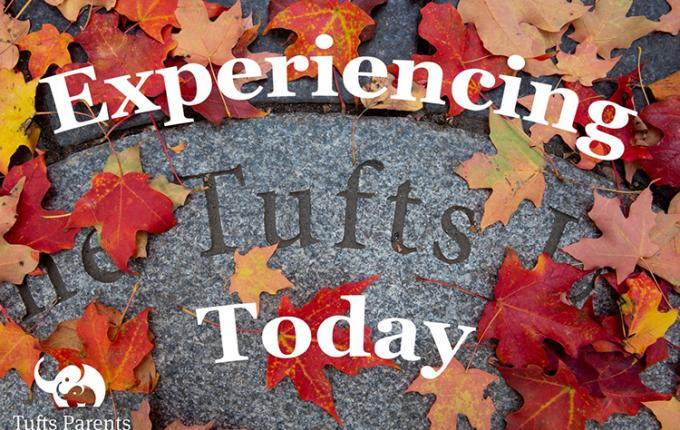 Experiencing Tufts Today