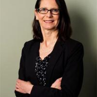 Nadine Aubry, Provost and Senior Vice President